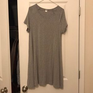 OLD NAVY knit T-shirt dress